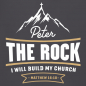 Preview: Peter The Rock - I will build my church (Matthew 16:18)