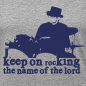 Preview: keep on rocking the name of the lord