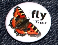Fly Ps. 55,7
