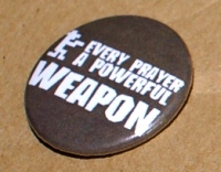 Every Prayer a powerful weapon