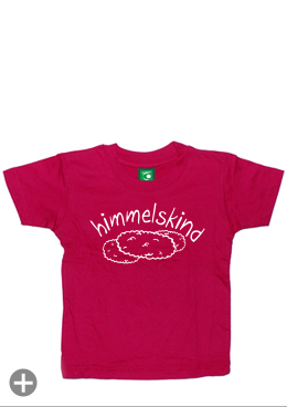 "Kids-Shirt ""himmelskind"""