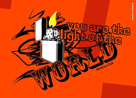 137) you are the light of the world