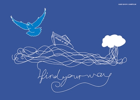124) find your way