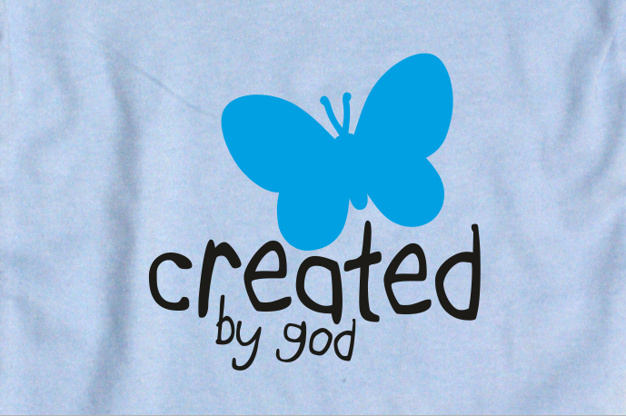 "Baby-Body ""created by god"""