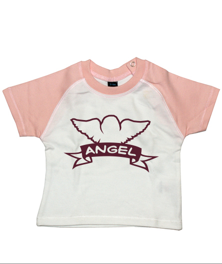 "Baby-Shirt ""Angel"""