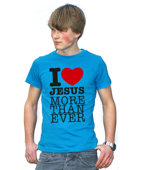 I Love Jesus more than ever